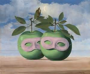 pommes masquées